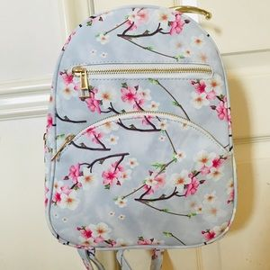 NWT Cherry Blossom Backpack